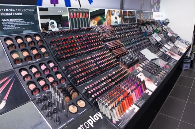 First Sephora store in Brazil