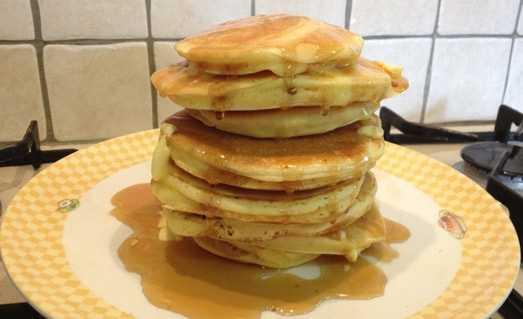 Share your #recipe on www.tingout.com -  [dic-10 12:27] #PANCAKES #Tingout #food