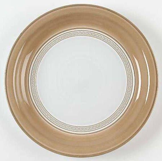 Vintage c. late 1970s Denby Seville pattern large dinner  sc 1 st  Pinterest & Vintage c. late 1970s Denby Seville pattern large dinner | Vintage ...
