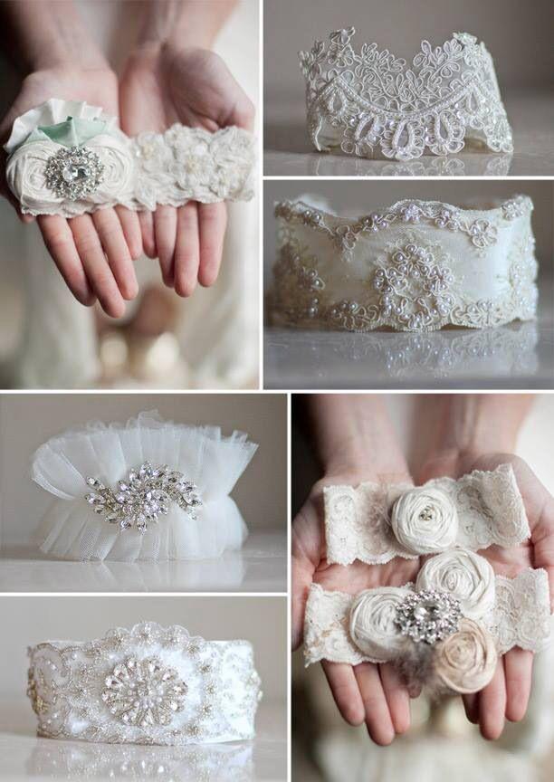 Complementos para novias: zapatos, velos, lencera y ms