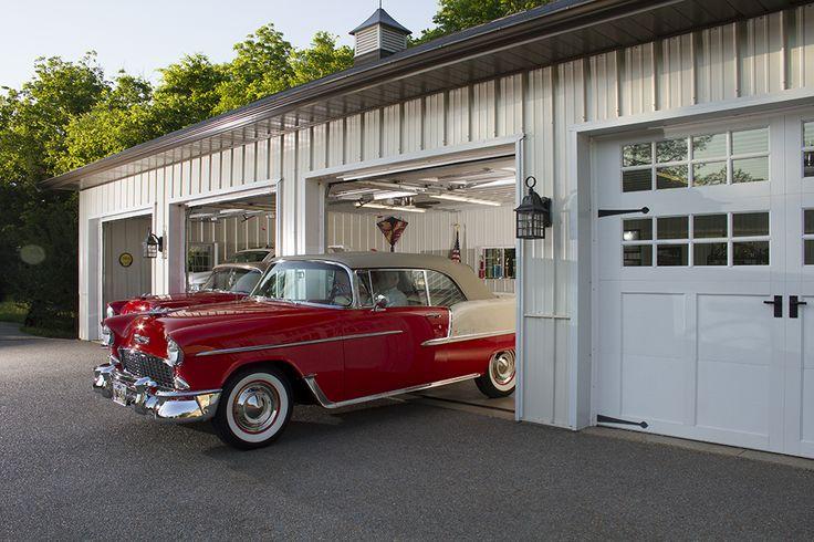 3 Car Metal Garage Kits Prefab Steel Garages Metal Buildings And Garage Buildings