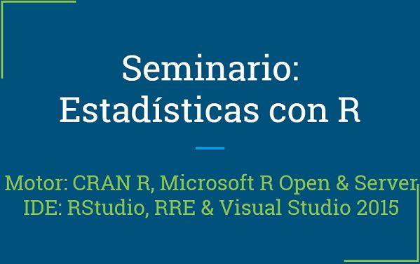 #RprogrammingForEconomist #rstats #DIES #unicartagena #fb #twitter
