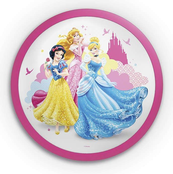 Plafon dziecięcy Philips Princess