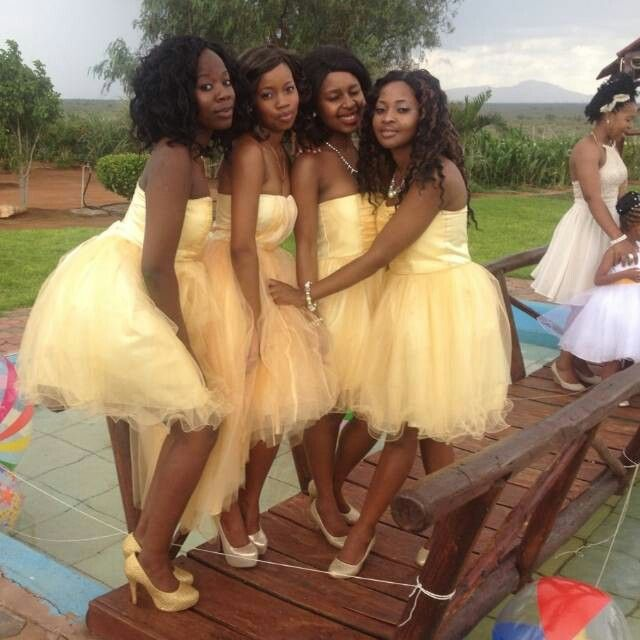 Best ever bridesmaids