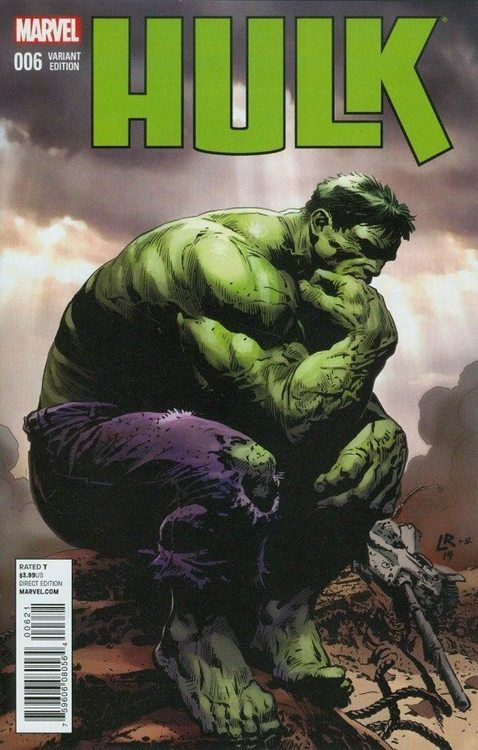 even the HUlK needs a min to think at times before smashing the next thing