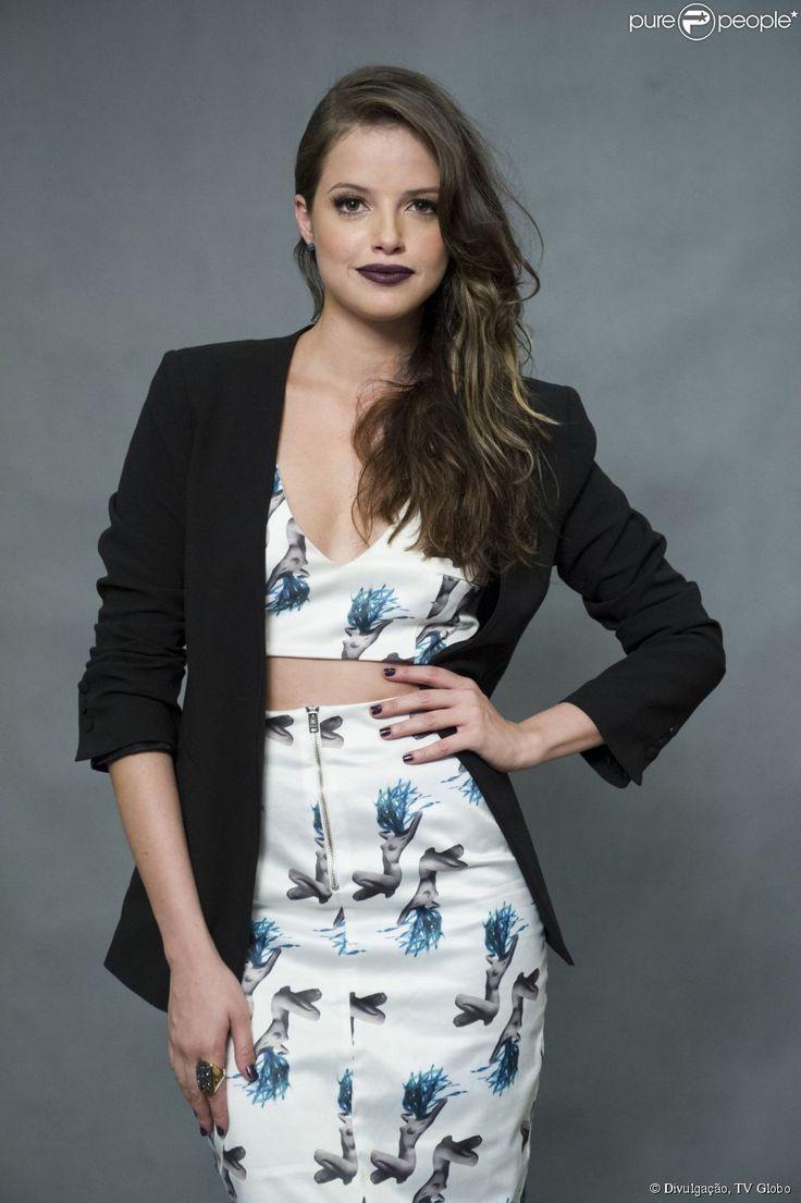 Agatha Moreira será a modelo Giovanna na novela 'Verdades Secretas'