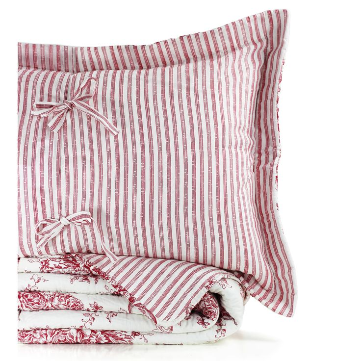 Melange Home Toile Quilt Collection