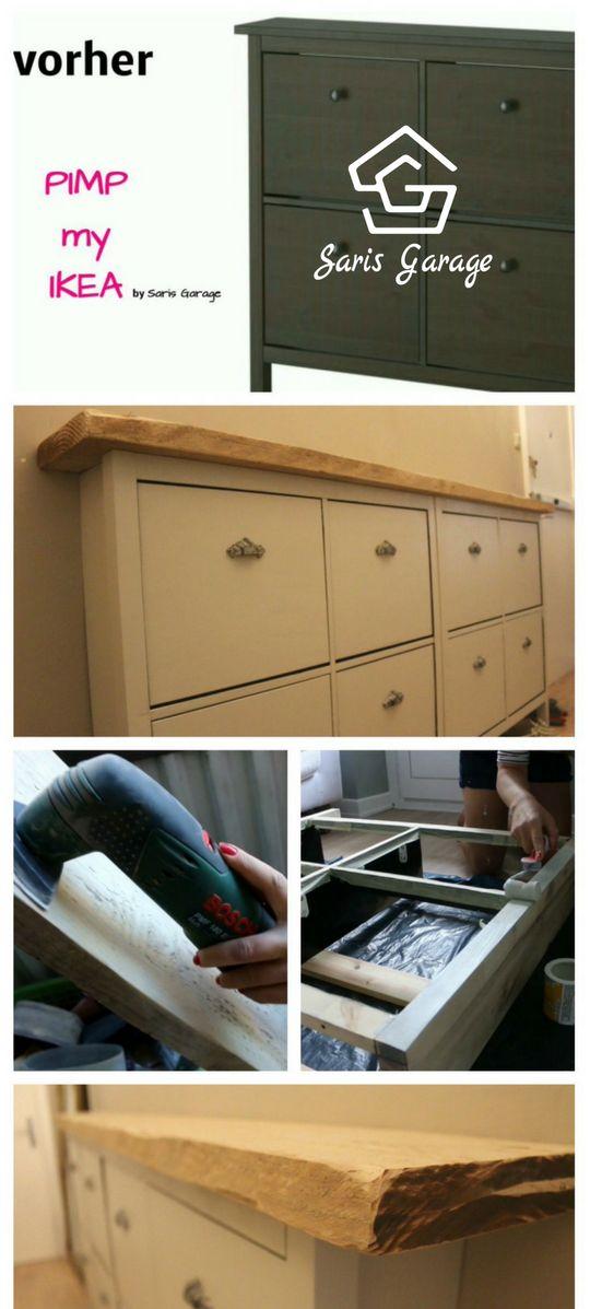 ᐅᐅ Schuhschrank selber bauen – Ikea Hack