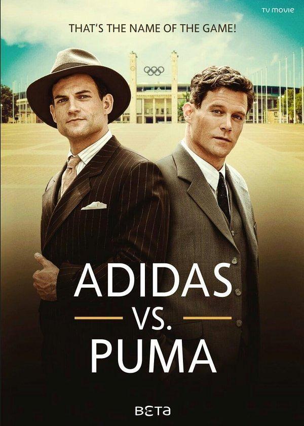 Duell der Brüder - Die Geschichte von Adidas und Puma (TV Movie 2016)