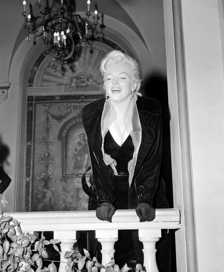 Marilyn Monroe by Gordon Parks   Marilyn Monroe , 1954