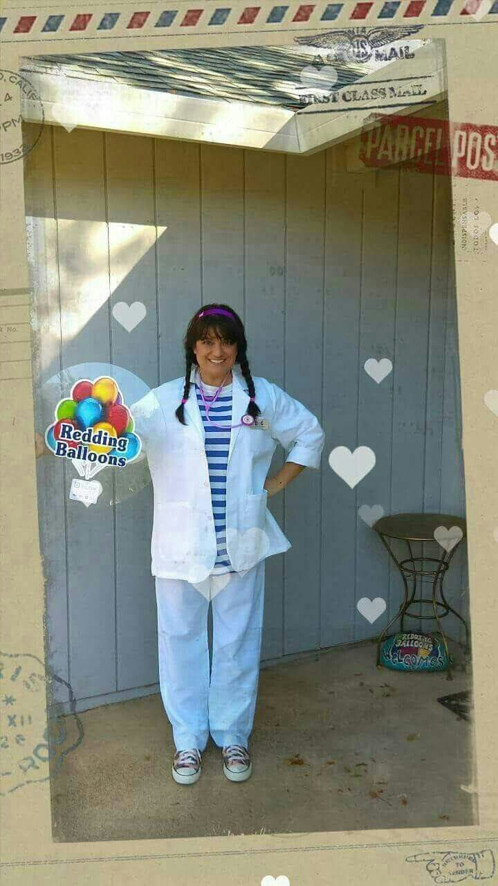 Doc Mc Stuffins Adult Costume