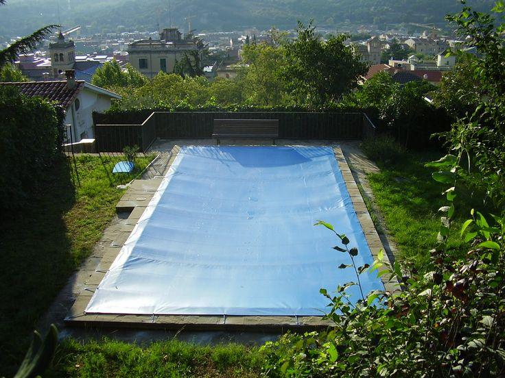 Tendal per a piscina