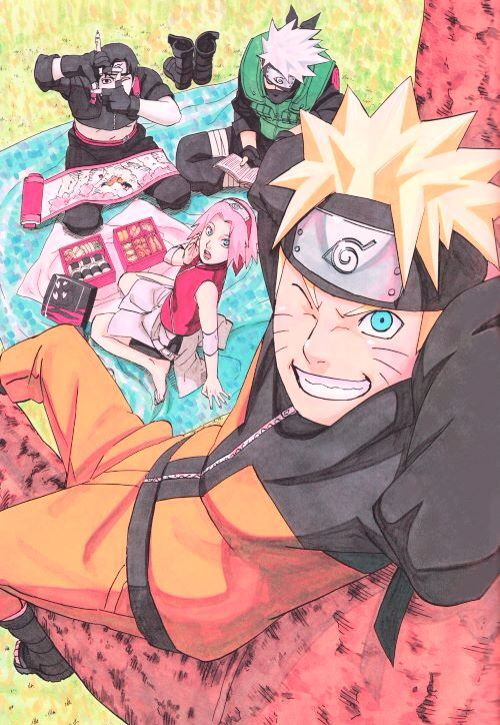 2979 best Anime images on Pinterest Anime naruto, Drawing and - team 7 küchen