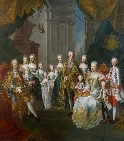 Maria Theresa of Austria, Hoky Roman Empress - kings-and-queens Photo
