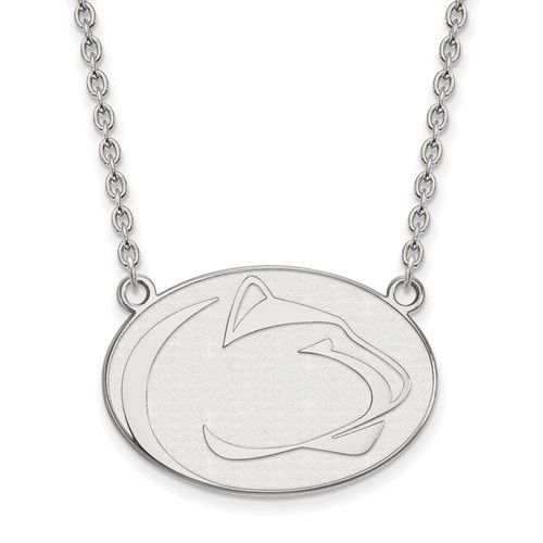 162 best college ncaa images on pinterest college pendants and white gold penn state university large pendant wnecklace penn state university collegiate college pro sport teams mozeypictures Image collections