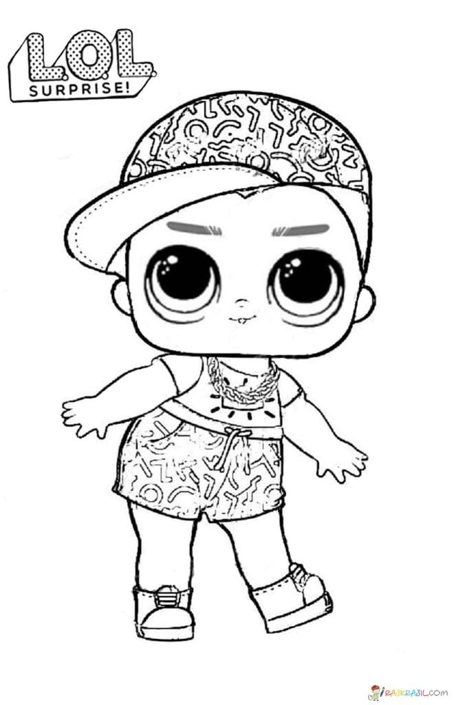 Lol Surprise Dolls Coloring Pages Print Them For Free All The Series Coloring Pages Cute Coloring Pages Lol Dolls