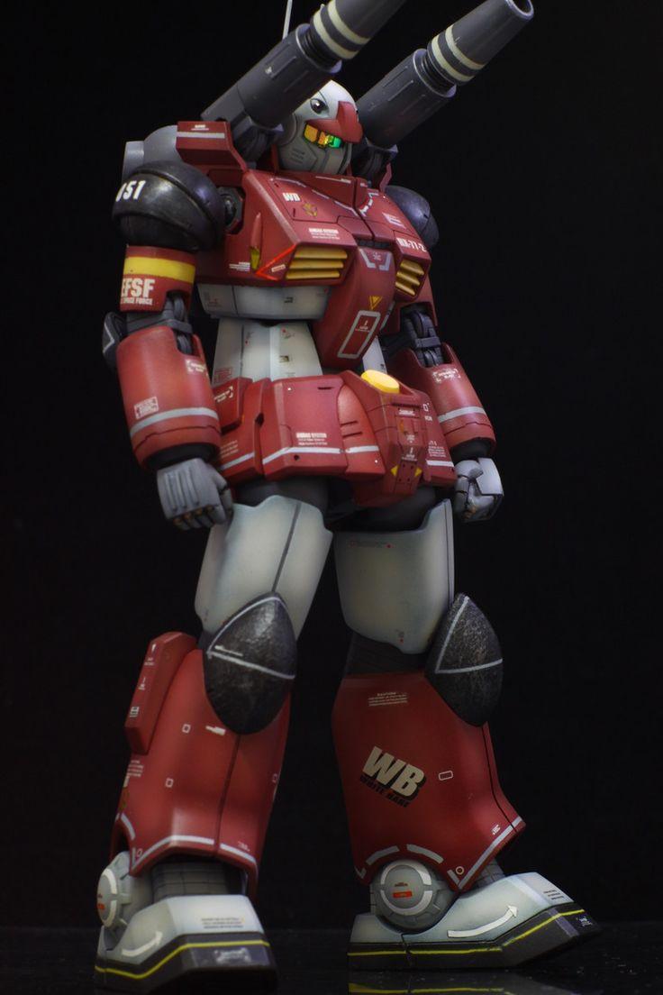 RX-77-2 REALTYPE GUNCANNON
