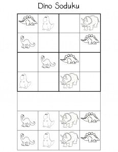 D is for Dinosaur - tons of dinosaur day activities for kindergarteners