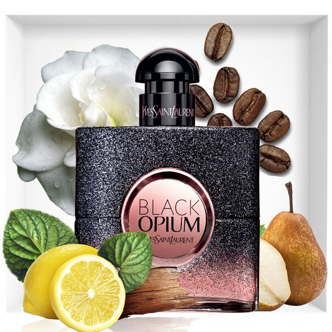 New fragrance 2017 – Yves Saint Laurent Black Opium Floral Shock