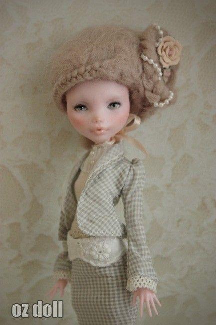 OOAK Custom Repaint Monster High Doll by oz Doll Draculaura | eBay