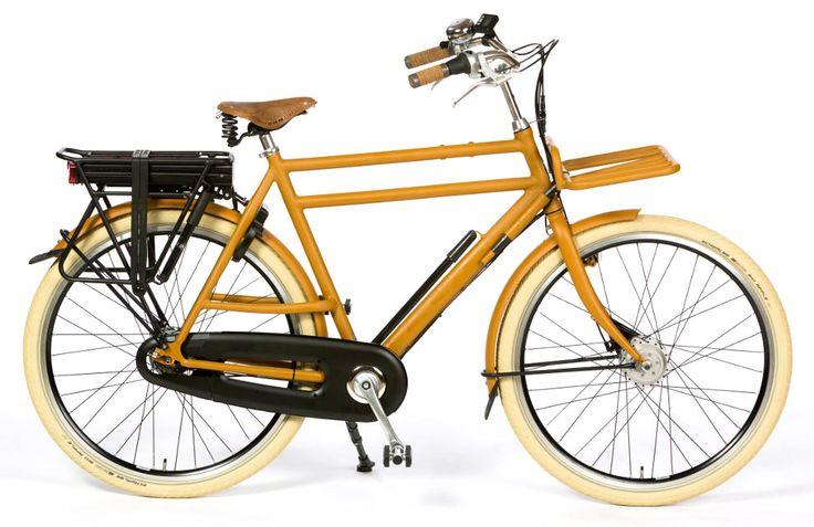Vélo électrique Hollandais Double Dutch cadre High