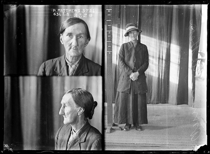 "Florence ""Ma Cannibal"" Hunt-Maynard was convicted & hung for the murder of seven men while they were guests in her infamous boarding lodge. Eleven additional men in the area were reported missing. Florence canned all of her boyfriends for use in her delicious stews. Men competed fiercely for a place at Ma's table. Ma put rat poison in selected bowls. After dinner she would coyly invite the lucky diner to her sound-proof parlor for desert... she so loved the musicality of desperate shrieks.."