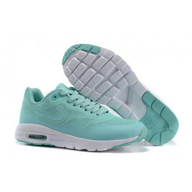 afe6bf758b Women Nike Air Max 1 Ultra Moire CH Shoes Mint Green | Nike Women ...