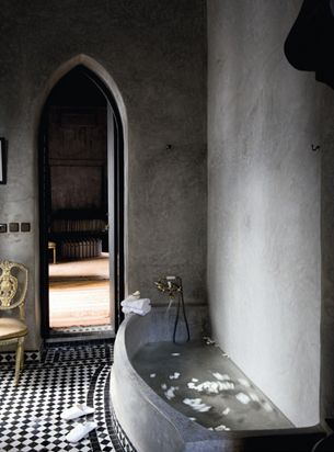 bathroom, moroccan, inspiration, bathrooms