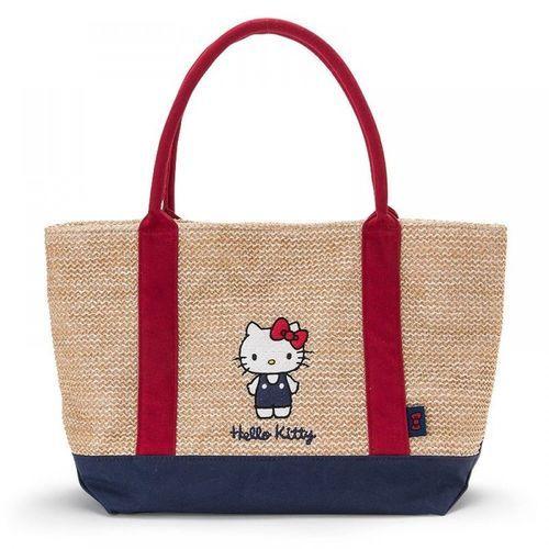 27a946bf090e Hello Kitty Basket Handbag - sakuraya japan kawaii fashion  hellokitty   basket  bag