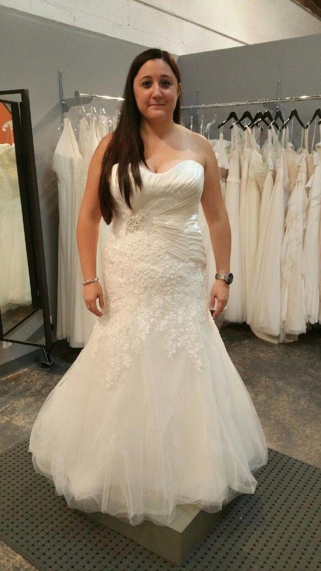 Spectacular Custom Plus Size Wedding Dresses