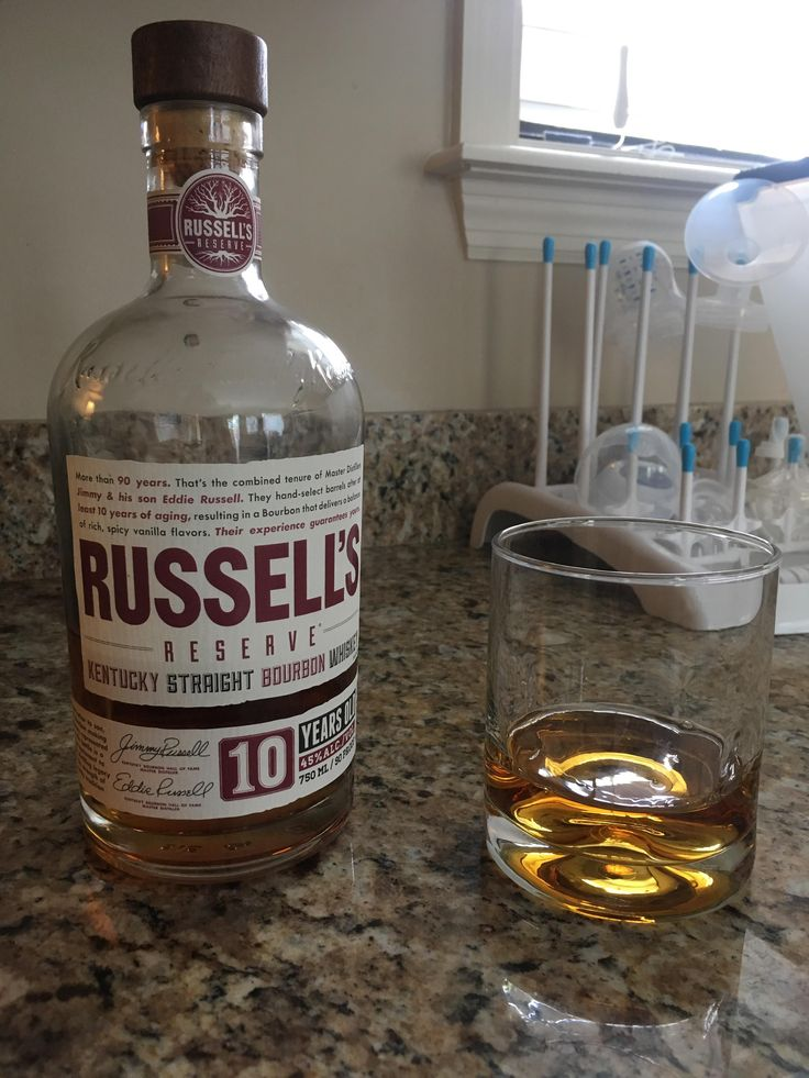 Review #3 - Russell's Reserve 10 Year #bourbon #whiskey #whisky #scotch #Kentucky #JimBeam #malt #pappy