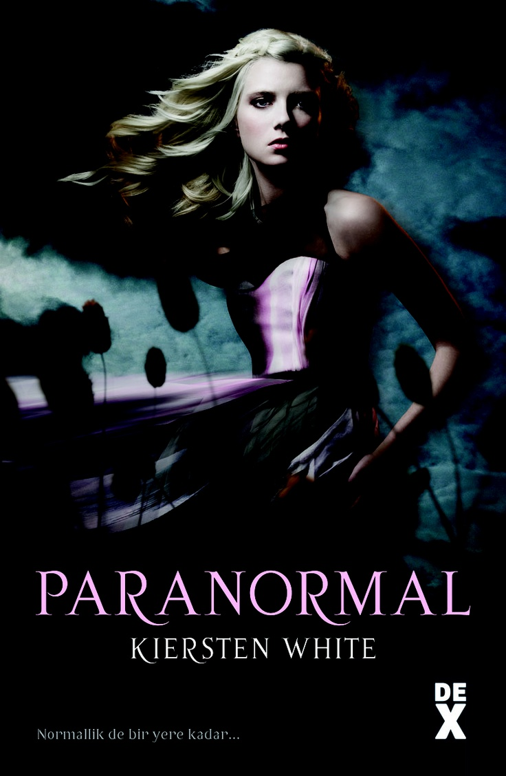 paranormal kitap