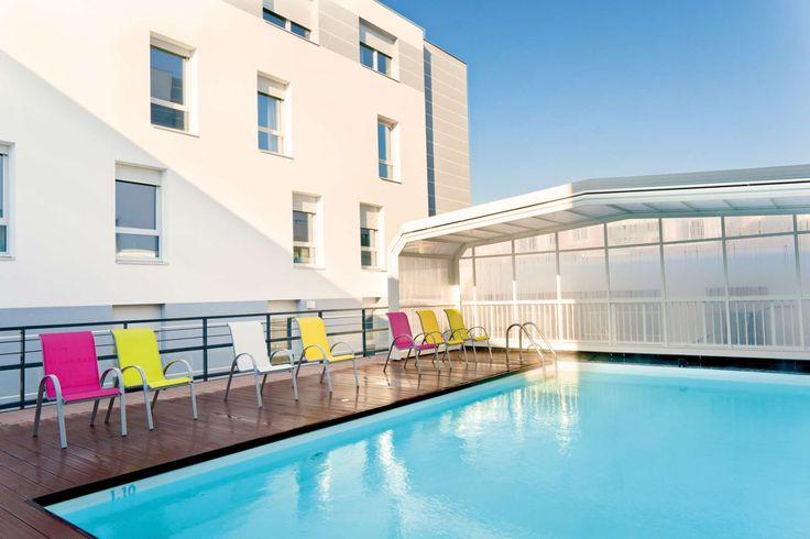 RésidenceApart'hotel l'Escale Marine - Location vacances La Rochelle | Lagrange-vacances.com
