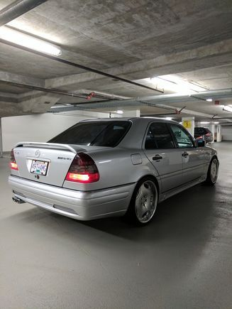 W202 AMG Picture Thread - Page 97 - MBWorld org Forums