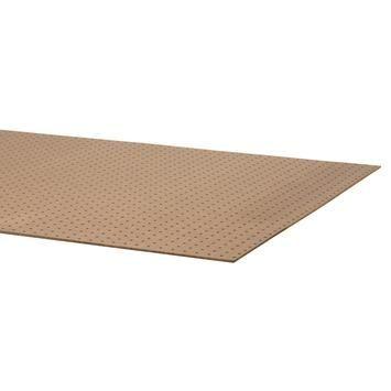 Hardboard bedplaat 200x90 cm 5,5 mm in de beste prijs-/kwaliteitsverhouding, uitgebreid assortiment bij GAMMA