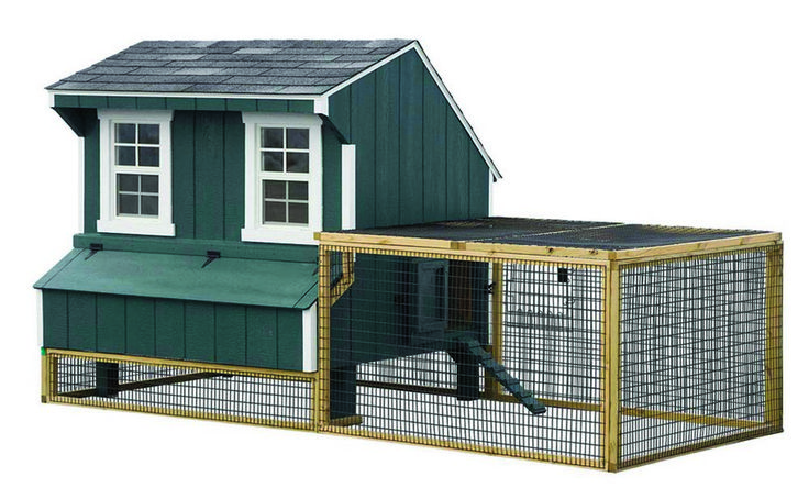 4x6 quakerr chicken coop with cage jpg 1000 618 for 4x6 chicken coop