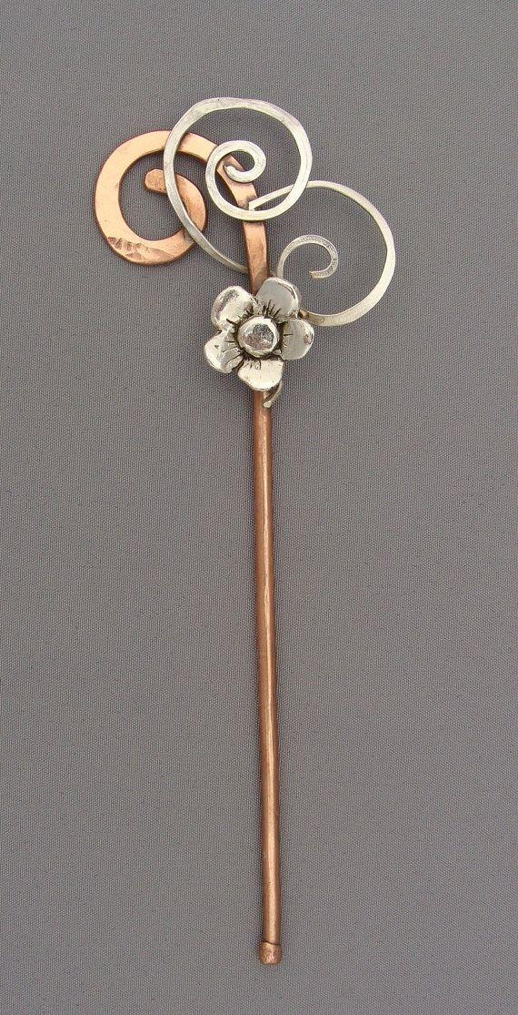 Shawl Pin by AmyNewsomDesign on Etsy, $49.00