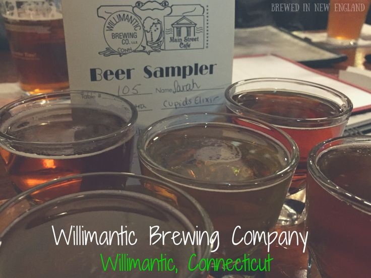 Willimantic Brewing Company, or Willibrew as it's known around town, is a decidedly unique brewpub.