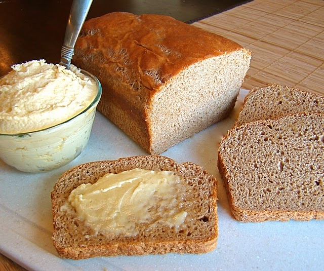 Honey Wheat bread - going to start making my own instead of buying it ...
