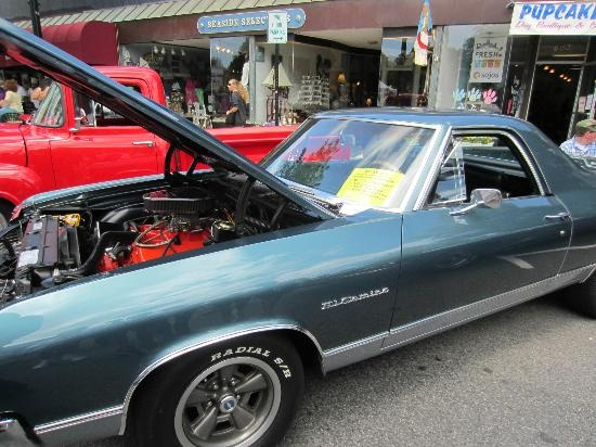 fathers day car show in hyannis