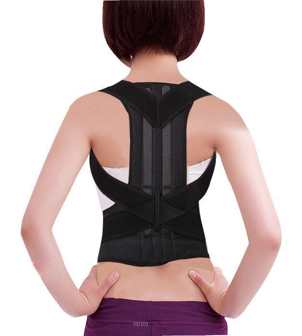 Corrector Hombros Fajas Ortopedicas Para Espalda Cinta Postural Women Magnetic Posture Back Support Corrector Belt Cinta #Affiliate
