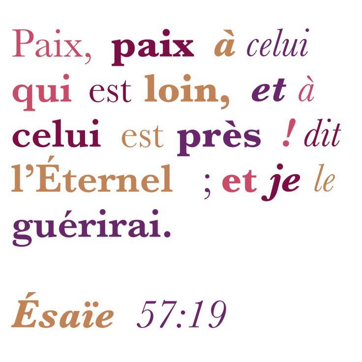 Esaïe 57:19