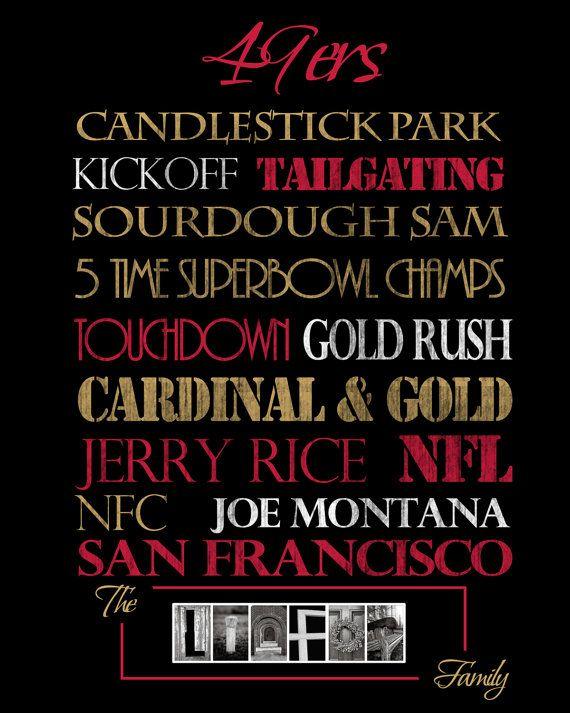 San Francisco 49ers... GOLD rush <3