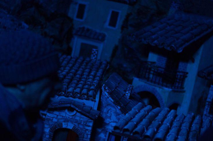 Accademia del Presepe di Bellosguardo.  Nativity Scene in a rural context.  Materiali riciclati, Fai da te, Artigianato Locale, Borghi Rurali. Arte Presepiale Presepi d'autore