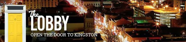The Lobby: Kingston's Lifestyle Blog Launched