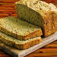 Pão Protéico de Soja e Lentilhas   Máquina de Pão