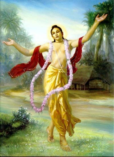 """""""Chant the Name of the Lord and his glory unceasingly, That the mirror of the heart may be wiped clean."""" ~ Sri Chaitanya Maha-Prabhu"""