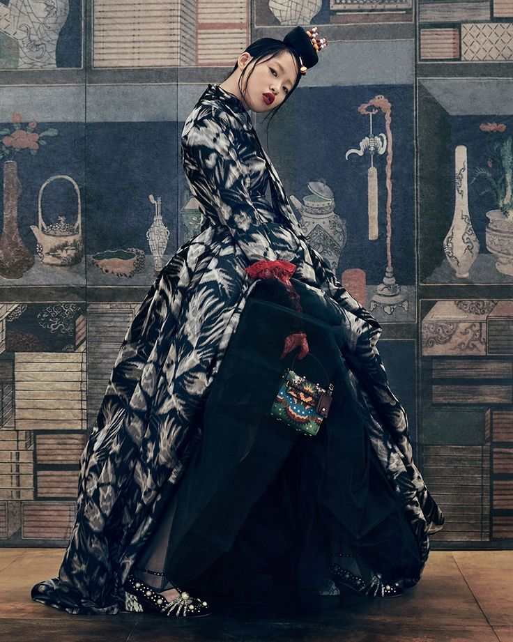 Vogue Korea lensed by Hong Jang Hyun