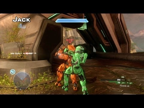 Achievement Hunter : Let's Play Halo 4 - Regicide Episode 3  Review/ create GameSystemIntigration (GSI)