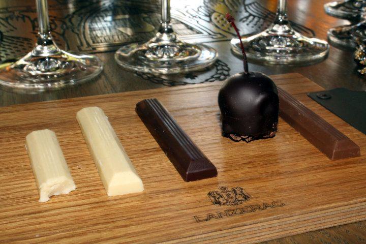 Lanzerac Wine and Chocolate